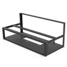Steel Open Air Miner Mining Frame Case Mining Rig Frame Mining Accessories