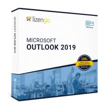 Microsoft Outlook 2019 - Download - 1 PC - Key