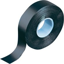 Premium Black Self Amalgamating Rubber Tape - 19mm x 10m - Waterproof Repair - High Quality Roll by Gocableties
