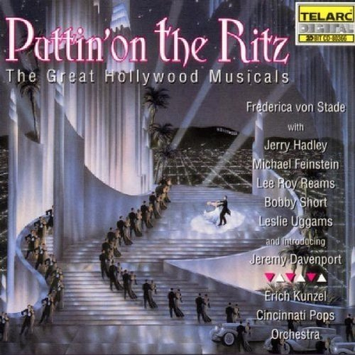 Cincinnati Pops Orchestra and Erich Kunzel - Puttin on the Ritz - the Great Hollywood Musicals [CD]