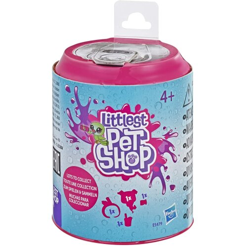 Littlest Pet Shop - Thirsty Pets Collectable