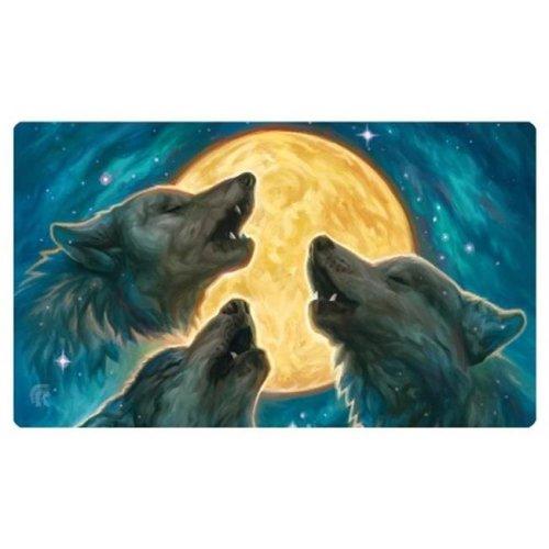 3 Wolf Moon Play Mat