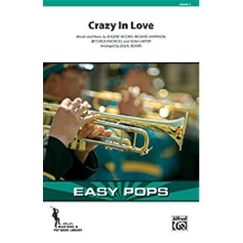 Alfred 00-36462 CRAZY IN LOVE-EZP