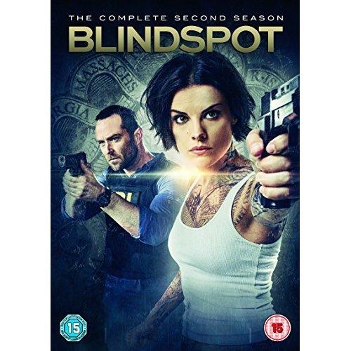 Blindspot Season 2 DVD [2017]