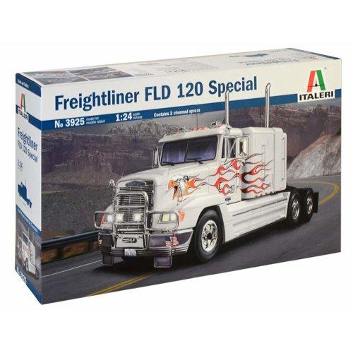 Italeri Freightliner FLD 120 (Classic) 3925 1:24 Truck Model Kit