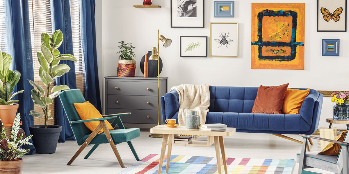 How To Redecorate Your Rented Home (without Losing Your Deposit!)