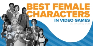 Ranked: The Best Female Video Game Characters