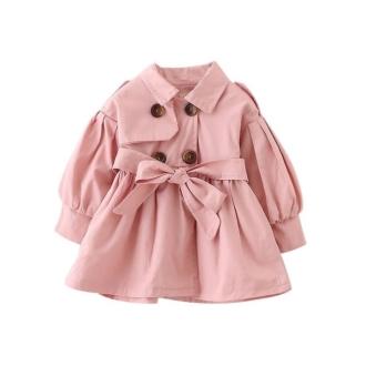 Baby Girls' Coats & Jackets