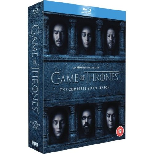 Game Of Thrones Season 6 Blu-Ray [2016] - Used
