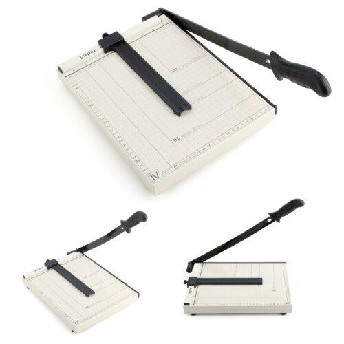 A4/A5 Professional A4 Paper Guillotine Cutter Trimmer Machine Home Office
