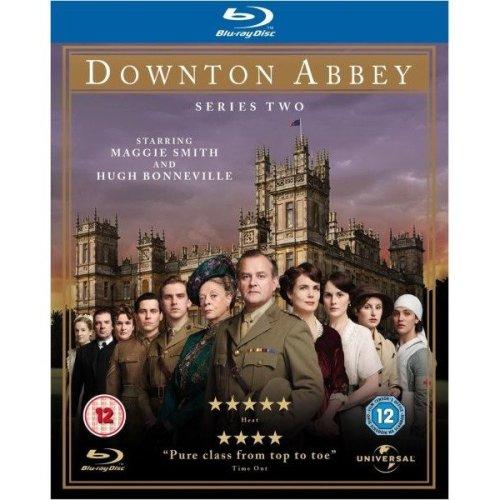 Downton Abbey Series 2 Blu-Ray [2011]