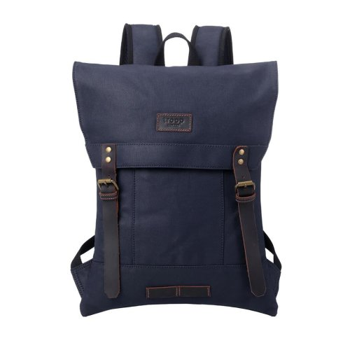 TRP0495 Troop London Classic Canvas Messenger Bag | Buy Bags Online | Canvas Messenger Bags | leather canvas backpack