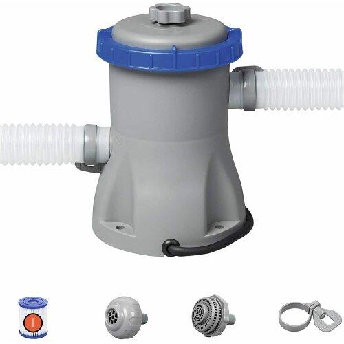 Bestway Flowclear 330gal Filter Pump Swimming Pool