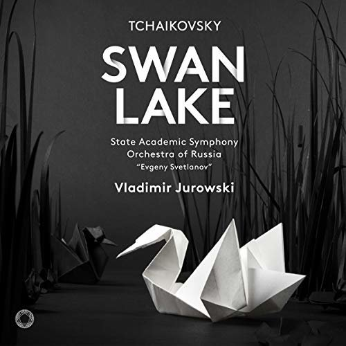State Academic Symphony Orchestra of Russia Evgeny Svetlanov - Tchaikovsky: Swan Lake (1877 world premiere version) [CD]