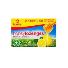 Honibe Honey Lemon Citron Lozenges 10'S