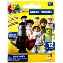 Character Building MicroFigures Series 1 Blind Pack