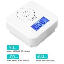 LCD-Carbon-Monoxide CO-Detector Poisoning Gas Sensor Monitor Warning