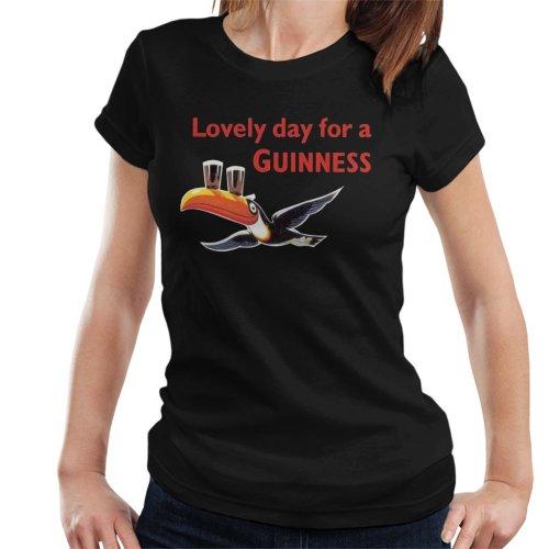 Lovely Day For A Guinness Women's T-Shirt