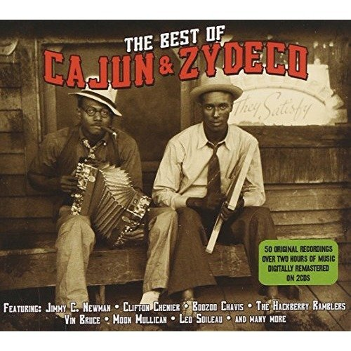 The Best of Cajun and Zydeco [CD]