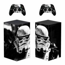 Xbox Series X STAR WARS Sticker Skin Decal Gifts
