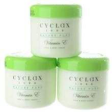 Cyclax Nature Pure Vitamin E Face & Body Cream 300ml X 3