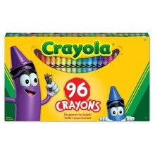 Crayola Classic Crayon 96pk