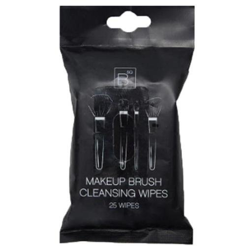 BSQ 25 Pack Of Makeup Brush Cleansing Wipes