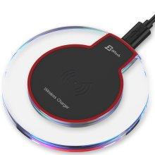 JETech Universal Wireless Qi Phone Charging Pad