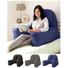Cotton Twill Bean Bag Back Rest Reading Cushion