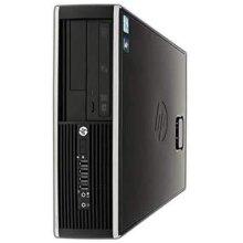 HP Elite 6300 SFF Quad Core i5-3470S 2.9GHz 8GB 500GB DVD WiFi Windows 10 Professional Desktop PC Computer (Renewed) - Refurbished