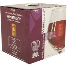 WineBuddy Starter Kit Cabernet Sauvignon 6 Bottle - Home brew Wine Making Kit