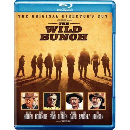 The Wild Bunch - Directors Cut Blu-Ray [2008] - Used