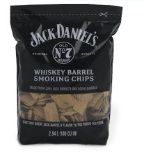 JACK DANIEL'S WHISKEY BARREL SMOKING CHIPS