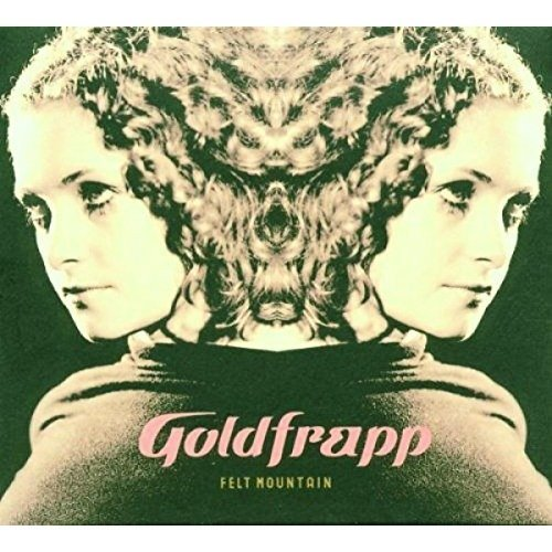 Goldfrapp - Felt Mountain [CD]
