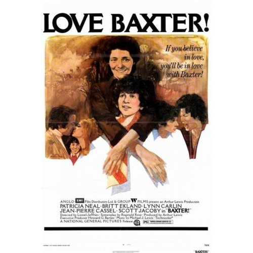 Baxter Movie Poster - 27 x 40 in.