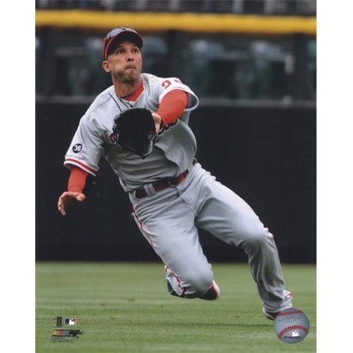 Raul Ibanez 2010 Action Sports Photo - 8 x 10
