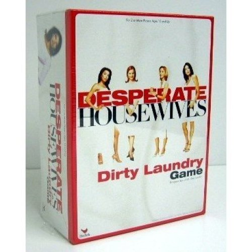 Desperate Housewives Dirty Laudry Game