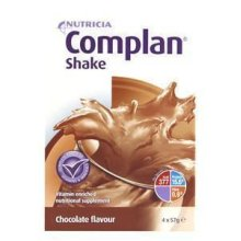 Complan Shake Chocolate (4x57g)