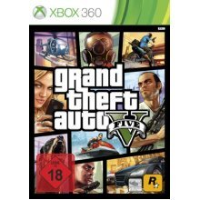 Grand Theft Auto V - Microsoft Xbox 360
