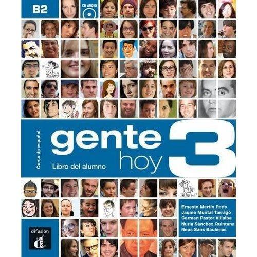 Gente Hoy: Libro del alumno + CD 3 (B2)