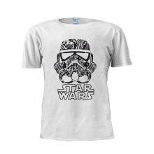 Star Wars T-Shirt Stormtrooper T Shirt Men T Shirt
