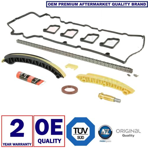 for MERCEDES C E CLASS CLK SPRINTER TIMING CHAIN TENSIONER GUIDE RAILS KIT SET