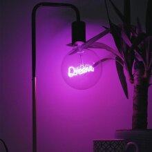 Pink Dream light bulb