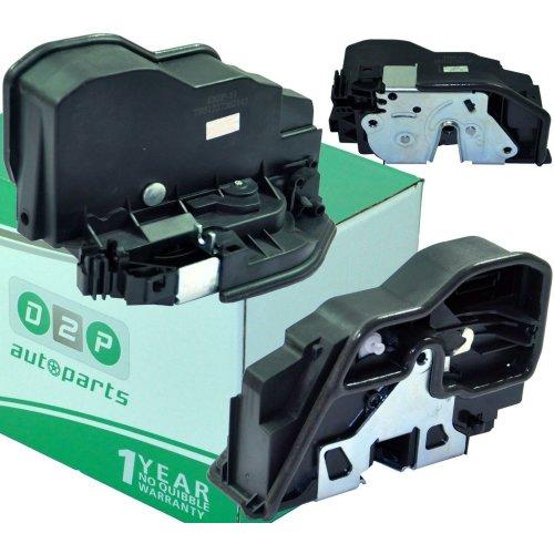 REAR LEFT DOOR LOCK LATCH ACTUATOR FOR BMW SERIES 1, 2, 3, 4, 5, 6, 7, X1, X3, X6 & Z4.