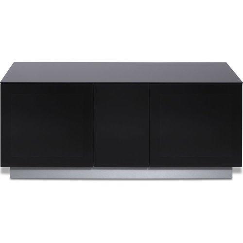 ALPHASON Element Modular 1250XL TV Stand - Black, Black