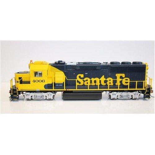 Fox Valley Models FVM20202 HO Atchison Topeka & Santa Fe GP60 -4006
