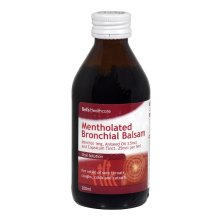 Bell's Mentholated Bronchial Balsam 200ml