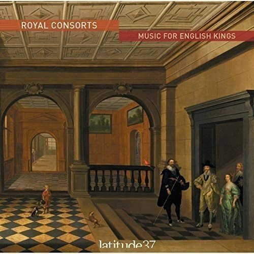 Latitude 37 - Royal Consorts [CD]