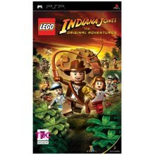 Lego Indiana Jones - LEGO Indiana Jones (PSP)