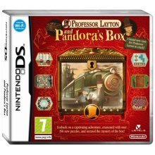 Nintendo Ds - Professor Layton and Pandora's Box (Nintendo DS) - Used